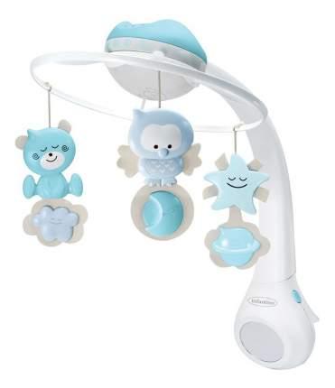 Мобиль электрический Infantino Бело-голубой
