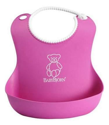 Нагрудник детский BabyBjorn Розовый