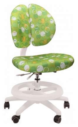 Кресло компьютерное Mealux Duo-Kid standard Кольца зеленые