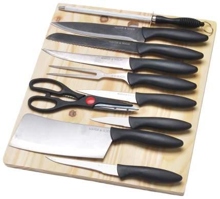 Набор ножей Mayer&Boch MB-26996 11 шт