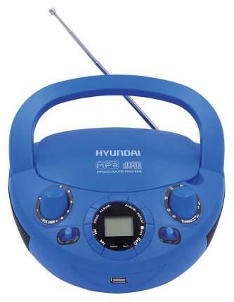 Магнитола Hyundai H-PCD 220 Синий