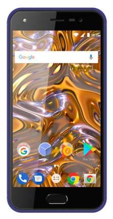 Смартфон BQ 5012L Rich 8Gb Dark Blue