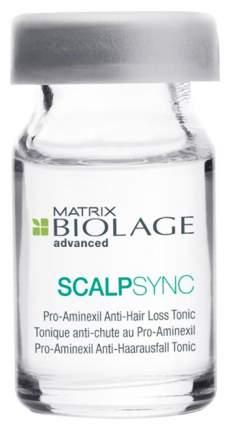Ампулы для волос Matrix Biolage Scalpsync для укрепления волос 10х6 мл
