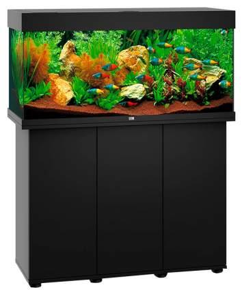 Аквариум для рыб Juwel Rio 180 LED, влагозащитная поверхность, черный, 180 л