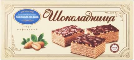 Торт вафельный Коломенское шоколадница 270 г