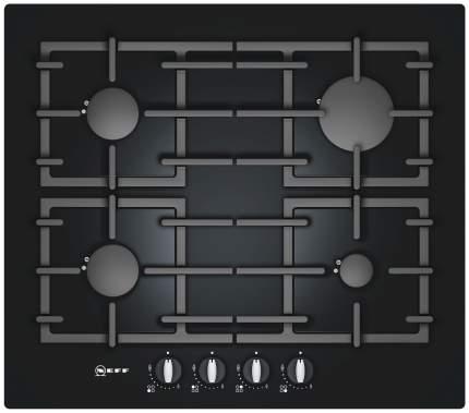 Встраиваемая варочная панель газовая Neff T62S26S1 Black
