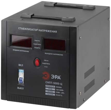 Стабилизатор напряжения ERA СНПТ-5000-Ц