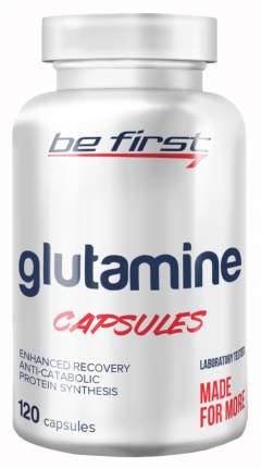 BCAA Be First Glutamine 120 капс. нейтральный