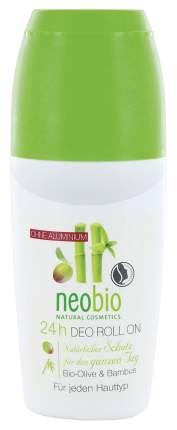 Дезодорант NeoBio Bio-Oliwka Bambus 50 мл