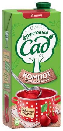 Компот Фруктовый Сад вишневый процеженный 0.95 л