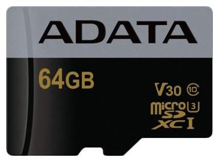 Карта памяти ADATA Premier Pro Micro SDXC 64GB