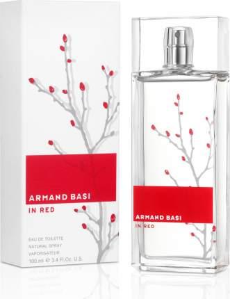 Туалетная вода Armand Basi In Red 100 мл