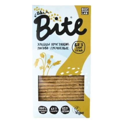 Bitey хлебцы  хрустящие рисово-гречневые 150 г