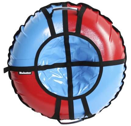Тюбинг Hubster Sport Pro красный-синий 90 см