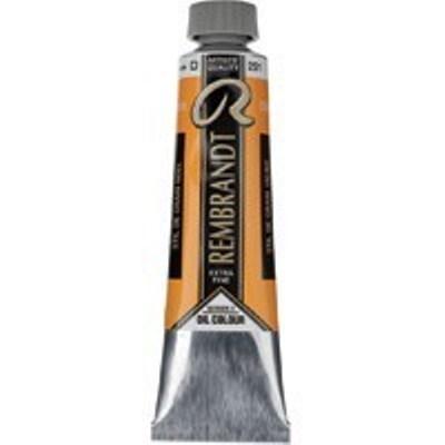 Краска масляная Rembrandt туба 40мл №251 Желтый Стил де грейн