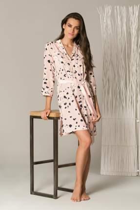Домашнее платье женское Laete 61487 розовое L