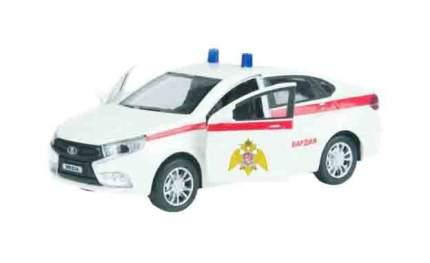 AUTOTIME Машинка Lada Vesta. Росгвардия, 1:36 68334W-RUS