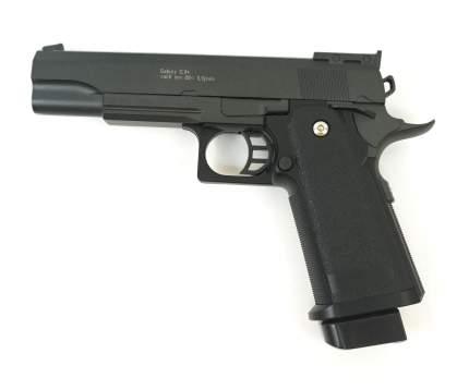 Страйкбольный пружинный пистолет Galaxy  Китай (кал. 6 мм) G.6+ (с кобурой)