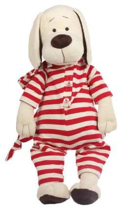 Мягкая игрушка «Собачка Лапуська» в забавной пижаме, 25 см Orange