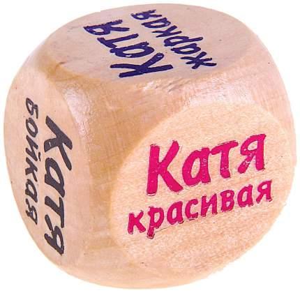 Кубик для настольных игр Sima-Land Катя 647167