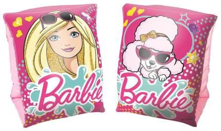 """Нарукавники для плавания """"Барби"""", 23 х 15 см Bestway"""