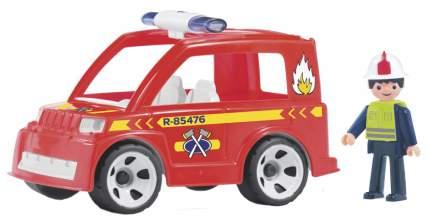 Пожарный автомобиль с водителем