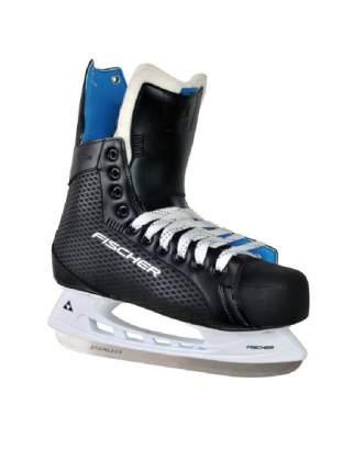 Коньки хоккейные Fischer CT150 JR черные, 36