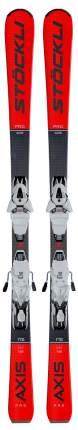 Горные лыжи Stockli Axis Pro + MC11 2020, red, 163 см