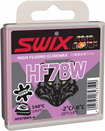 Мазь скольжения Swix HF7BWX Black -2C/-8C 40 мл