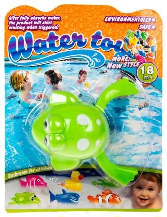 Игрушка для ванной заводная Junfa toys Лягушка от 1 5 лет