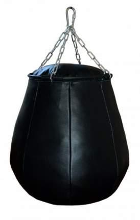 Боксерская груша РОККИ 60 x 50 см, 50 кг черная