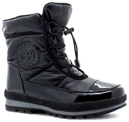 Полусапоги женские Patrol 232-115IM-20w-8/01-1 черные 40 RU