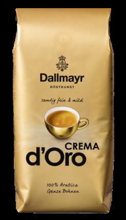 Кофе в зернах Dallmayr Crema d'Oro 0.5 кг
