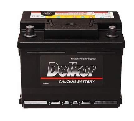 Аккумулятор DELKOR 57412 (74R 680A 277x174x188) 57412
