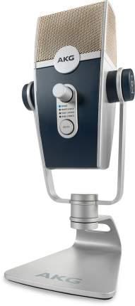 Микрофон AKG Lyra USB Silver