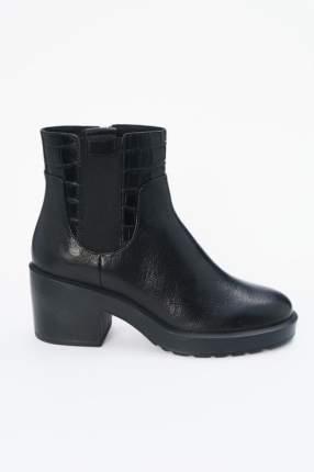 Ботинки женские GEOX D849RA/0816Y черные 38 RU