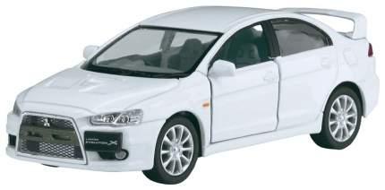 Машина инерционная Kinsmart Mitsubishi Lancer Evolution X, масштаб 1:36, открываются двери