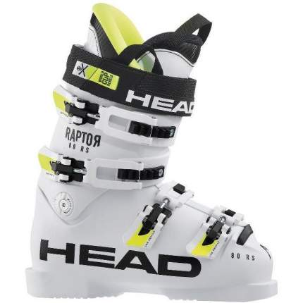 Горнолыжные ботинки Head Raptor 80 RS 2019, white, 25.5