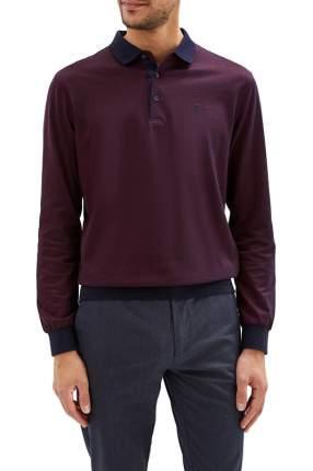Рубашка мужская La Biali L9664-1/219-10 (БОРДОВая) красная XL
