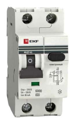 Автоматический выключатель EKF DA63-25-30e