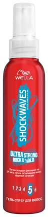 Средство для укладки волос Wella Shockwaves Ultra Strong Rock & Hold 150 мл