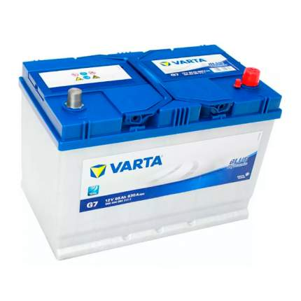 595404083_аккумуляторная Батарея! Blue Dynamic 19.5/17.9 Евро 95ah 830a 306/173/225 Varta