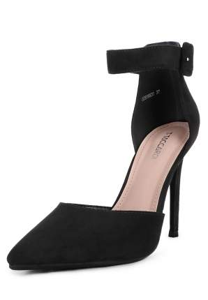 Туфли женские T.Taccardi 710017729 черные 35 RU