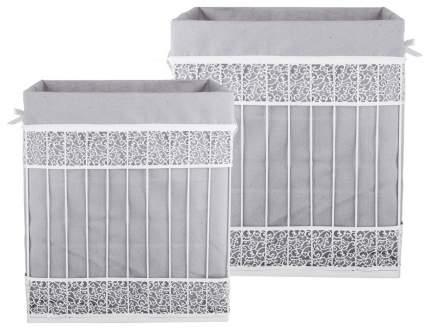 Набор корзин для белья Lefard 190-213 Серый