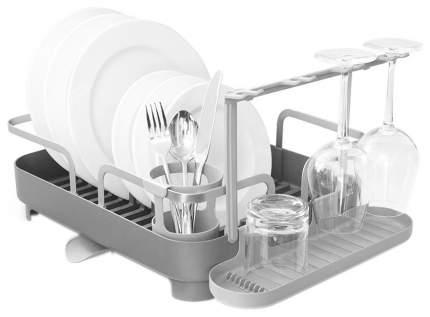 Отдельностоящая сушилка для посуды Umbra Holster 1008163-149 Темно-серый