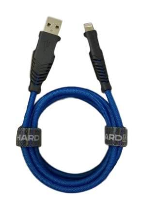 Кабель Hardiz hrd505102 Lightning 1.2 м Blue