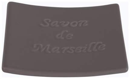 Мыльница Spirella Savon De Marseille Серый