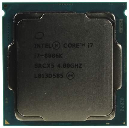 Процессор Intel Core i7 8086K Box