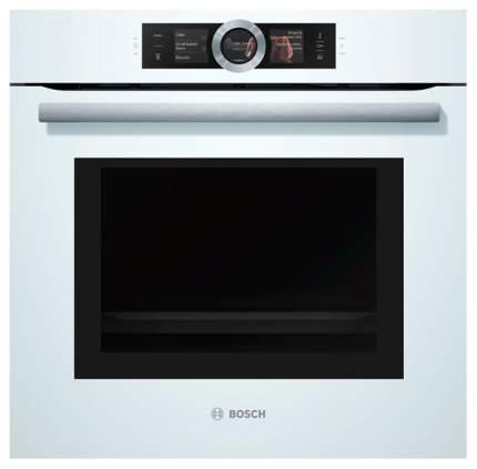 Встраиваемый электрический духовой шкаф Bosch HNG6764W6 White