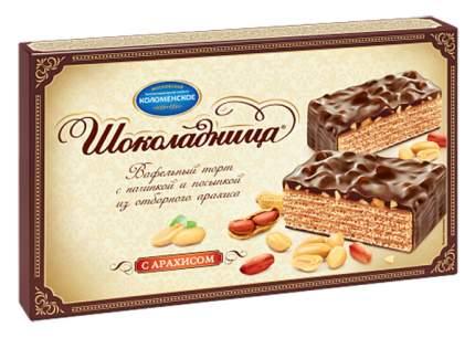 Торт вафельный Коломенское шоколадница 430 г